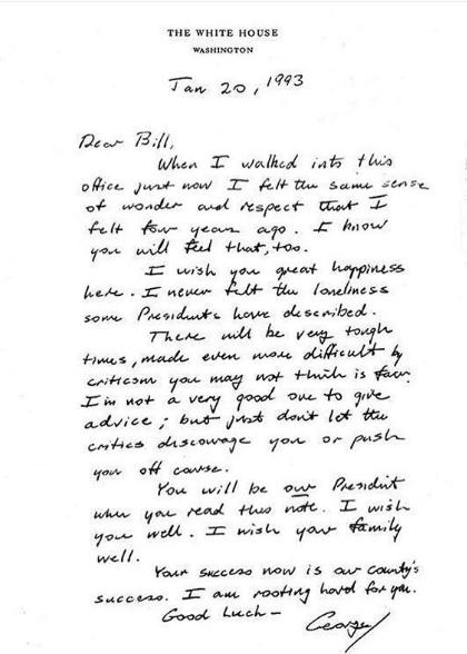 Bức thư do bà Clinton đăng tải lên Instagram. Ảnh: INSTAGRAM