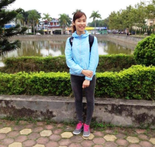 Hình ảnh nữ cử nhân đại học Quách Thị Hường mất tích bí ẩn 1 tuần qua - Ảnh gia đình cung cấp