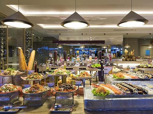 Nhiều món ăn đặc trưng mùa Giáng sinh, đón năm mới