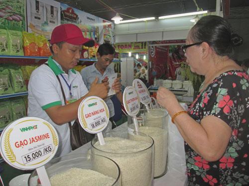 Người tiêu dùng ngày càng quan tâm đến chất lượng và thương hiệu gạo