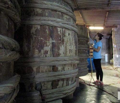 Việc xây dựng nhãn hiệu chứng nhận sẽ làm tăng giá trị thương phẩm của nước mắm Cà Ná