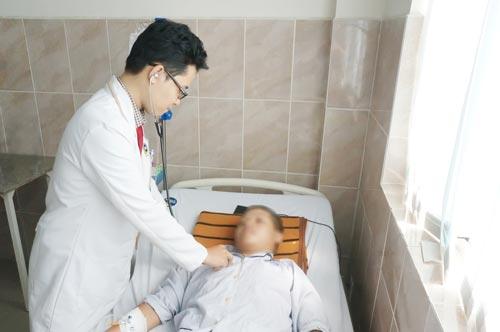 Bệnh nhân bị chấn thương sọ não được Bệnh viện Xuyên Á cứu sống