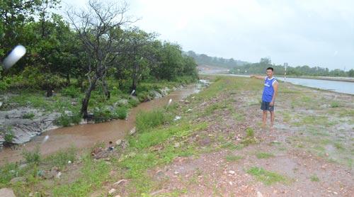 Khu đất tại ấp Đường Bào, xã Dương Tơ, huyện Phú Quốc, tỉnh Kiên Giang