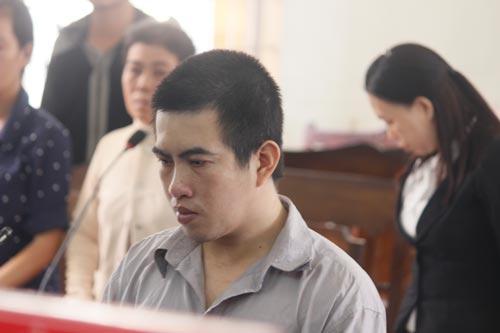 Nguyễn Tấn Đạt tại phiên tòa sơ thẩm
