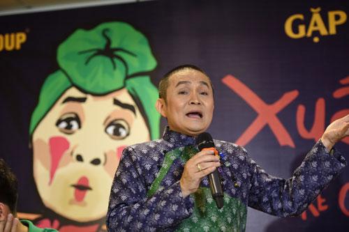 Diễn viên Xuân Hinh