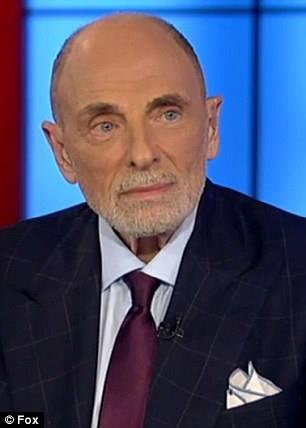 Cây bút Ed Klein, một tác giả nổi tiếng của Đảng Cộng hoà.