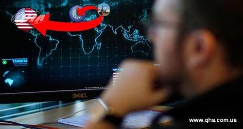 Phương Tây từng cáo buộc tin tặc Nga tấn công Mỹ và các nước châu Âu Ảnh: QHA.COM.UA