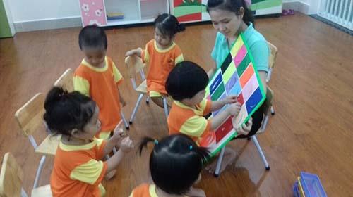 Trường Mầm non Ngôi Sao chất lượng cao tuyển sinh thường xuyên