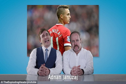 Sao trẻ từng khoác áo M.U Adnan Januzaj