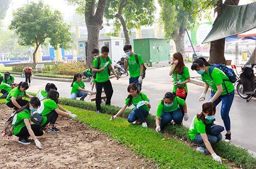 Hơn 2.000 người tham gia bảo vệ môi trường