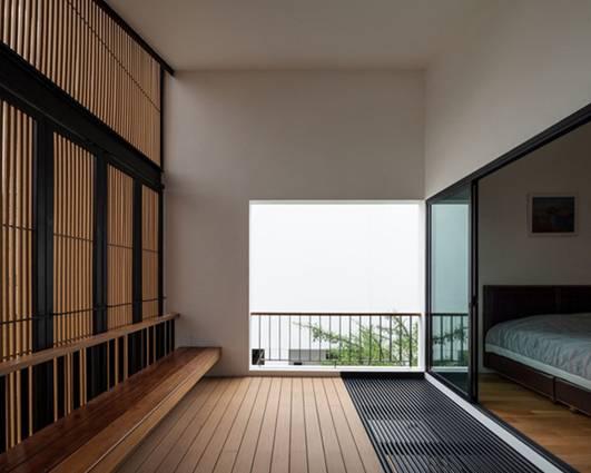 Một thành viên trong gia đình đã lên ý tưởng thiết kế lại ngôi nhà để phù hợp nhiều thế hệ cùng sinh sống
