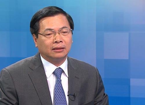 Ủy ban Kiểm tra Trung ương đề xuất Ban Bí thư xử lý kỷ luật cảnh cáo đối với nguyên Bộ trưởng Bộ Công Thương Vũ Huy Hoàng