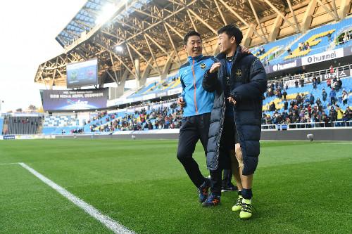 Xuân Trường thích nghi nhanh với bóng đá Hàn Quốc