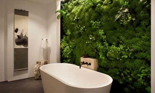 Với cách trang trí này, bạn có thể ứng dụng trong nhiều không gian như: phòng khách, phòng đọc sách hay phòng tắm