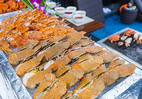 Tiệc Buffet hải sản tri ân Ngày Nhà Giáo Việt Nam