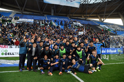 Niềm vui trụ hạng của Incheon United