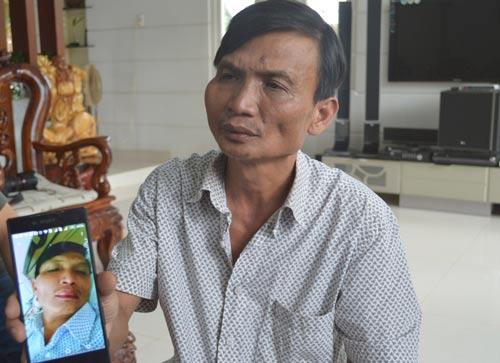 Ông Nguyễn Hưng cung cấp thông tin việc bị ông Nguyễn Hữu Truyền đánh