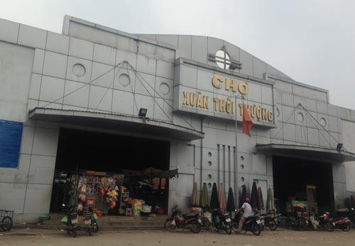 Xuân Thới Thượng là một trong những xã có nhiều nhà xây dựng không phép ở huyện Hóc Môn Ảnh: HOÀNG TRIỀU