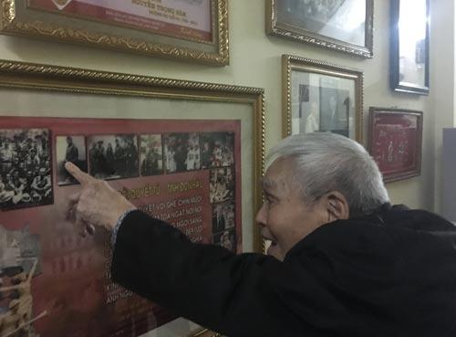 Đại tá Nguyễn Trọng Hàm và hình ảnh những ngày đầu Toàn quốc kháng chiến
