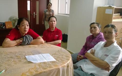 Người lao động đến nhờ Báo Người Lao Động can thiệp, bảo vệ quyền lợi