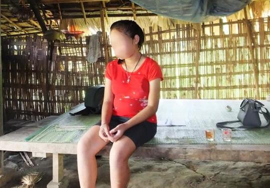 Cháu H. bị 2 người đàn ông hiếp dâm nhiều lần dẫn tới có thai 7 tháng