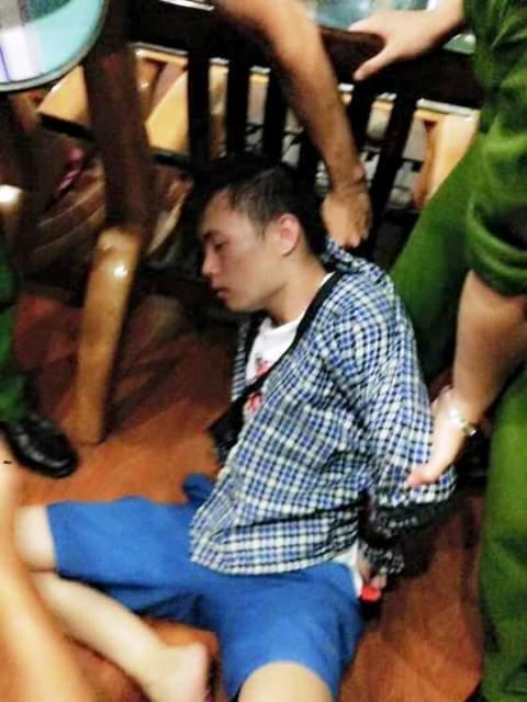 Trương Công Anh bị bắt giữ giao cho công an