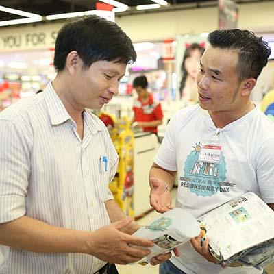 AB InBev Việt Nam hưởng ứng Ngày hội uống bia có tránh nhiệm toàn cầu 2016