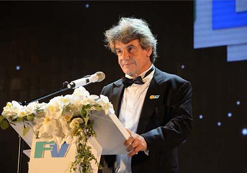 Bác sĩ Jean-Marcel Guillon, Tổng Giám đốc Bệnh viện FV Ảnh: FV
