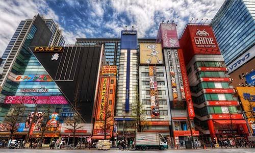Akihabra - Nhật Bản Ảnh: LIEN BANG TRAVELINK
