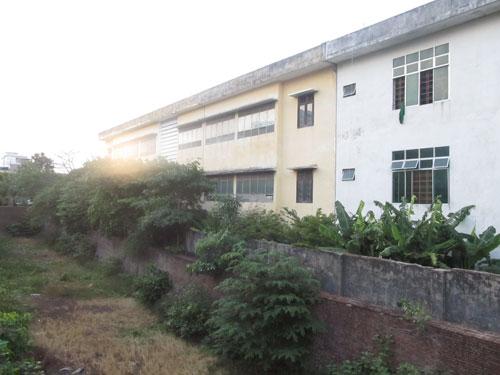 Trung tâm Thể dục – Thể thao người cao tuổi nằm sát tường thành Điện Hải
