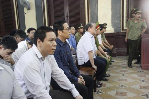 Nhiều yêu cầu đã được các bị cáo đưa ra tại phiên tòa phúc thẩm