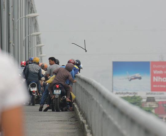 Cầu Bến Thủy, nơi thường xuyên xảy ra những vụ tự tử