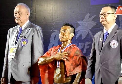 Nguyễn Anh Thông vô địch hạng 60 kg