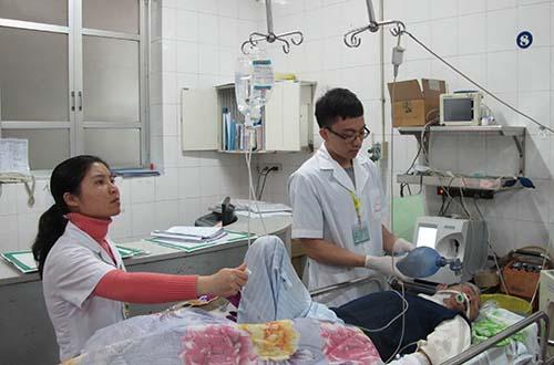 Khám cấp cứu cho người bệnh tại Bệnh viện Việt Đức