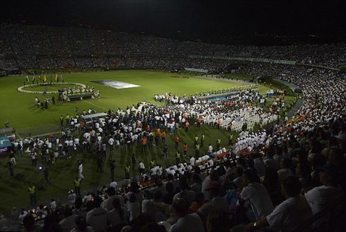 Atletico Nacional đề nghị trao danh hiệu vô địch cho Chapecoense