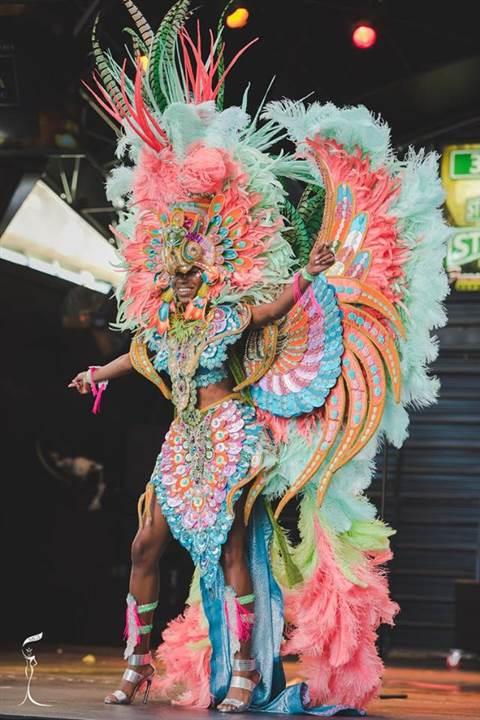 Hoa hậu Bohamas