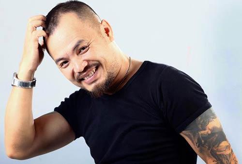 Ca sĩ-nhạc sĩ Trần Lập. Ảnh: Internet