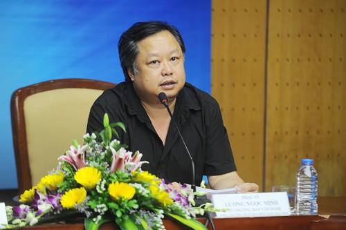 Nhạc sĩ Lương Minh. Ảnh: Internet