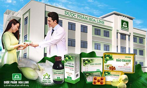 Thuốc ho Bảo Thanh được sản xuất trong nhà máy đạt các tiêu chuẩn thực hành tốt với quy trình kiểm soát chất lượng chặt chẽ