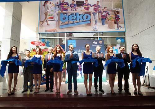 Beko khai trương trung tâm chăm sóc khách hàng Beko