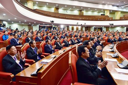 Hội nghị Trung ương 4 thống nhất cao thông qua các nghị quyết, kết luận của Trung ương