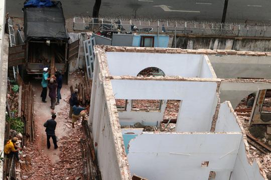 Ngôi biệt thự cổ ở số 12 đường Lý Tự Trọng, phường Bến Nghé, quận 1, TP HCM.