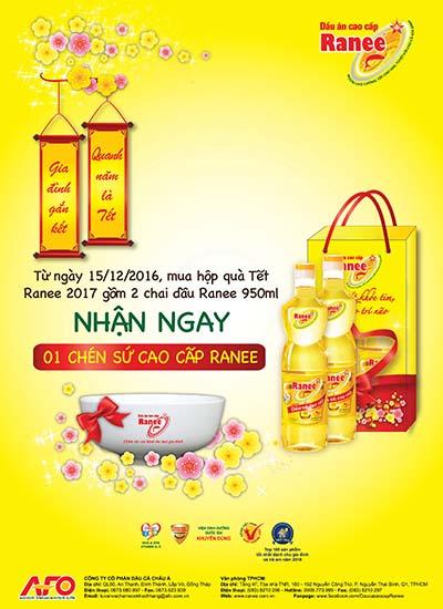 """Ranee - giọt dầu """"vàng"""" từ con cá Mekong"""