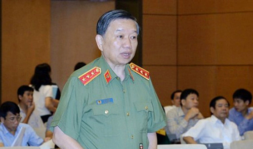 Bộ trưởng Bộ Công an Tô Lâm: Tội phạm có tổ chức phức tạp trở lại