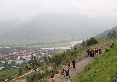 Bhutan - hành trình của ý chí