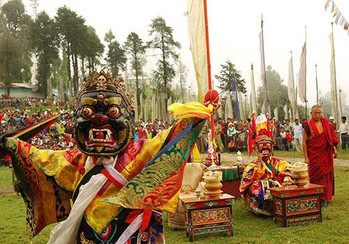 Lễ hội Bhutan nổi bật với những vũ điệu truyền thống huyền bí