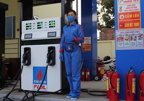 Cây xăng PV OIL