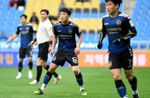 Xuân Trường vẫn thi đấu rất tròn vai trong trận gặp Pohang Steelers