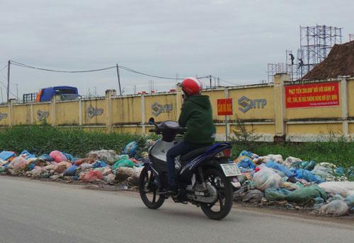 Môi trường ô nhiễm tiềm ẩn dịch bệnh ở quận 9, TP HCMẢnh: NGUYỄN THẠNH