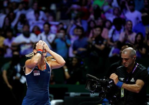 Cibulkova không tin vào chiến thắng lớn đầu tiên trong sự nghiệp